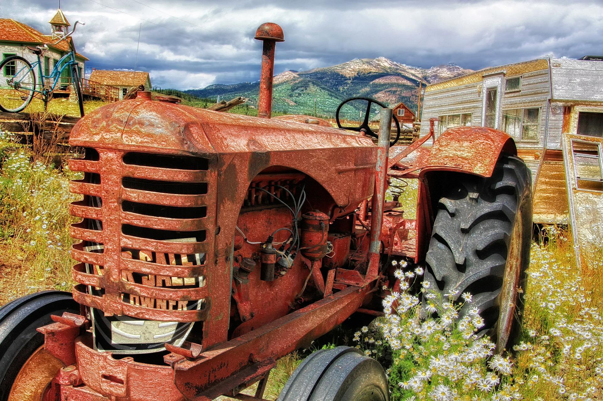 czesci zamienne do traktora